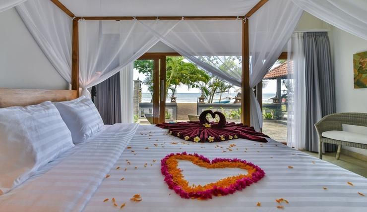 Villa Spice House Inn Down Stairs Bali - Room