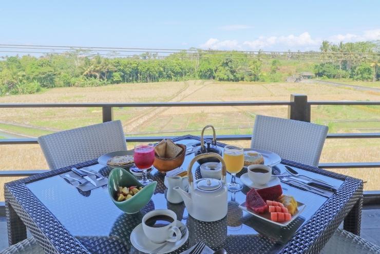 Balam Bali Villa Bali - Breakfast