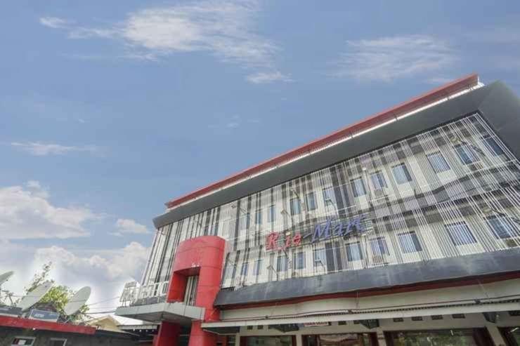 Majestic Hotel Palembang - Facade