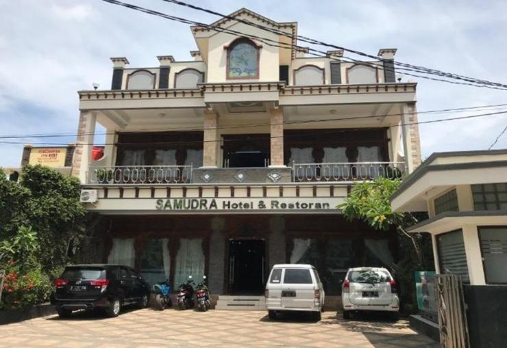 Samudra Hotel & Resto Jepara - Exterior