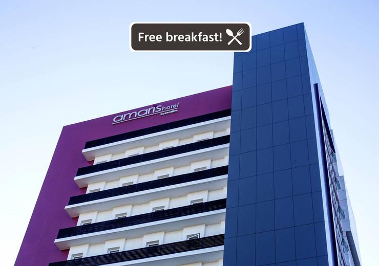 Amaris Hotel Hertasning Makassar Makassar - Appearance
