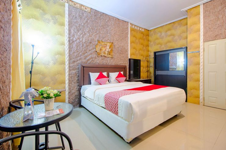 OYO 1277 Pondok Damai Syariah Yogyakarta - Bedroom