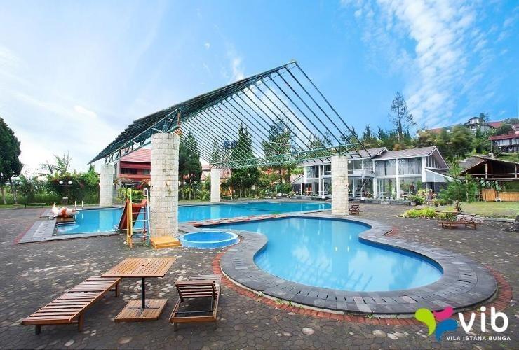 Villa K2 - 6 Istana Bunga - Lembang Bandung Bandung - 2