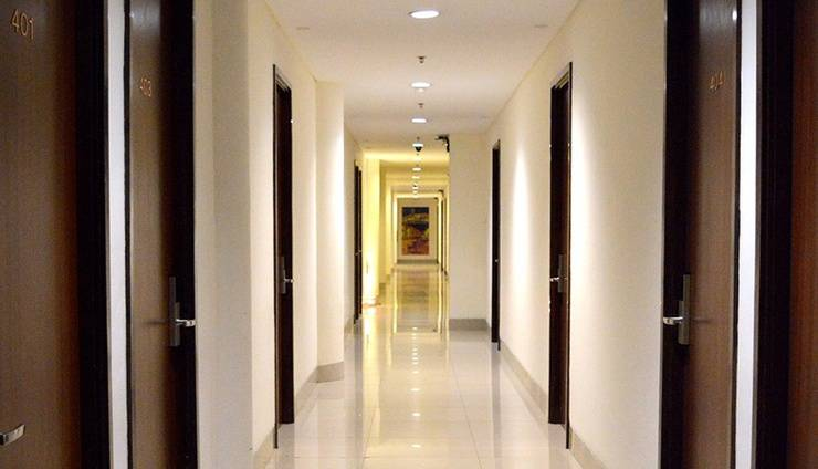 D Primahotel Medan - Corridor