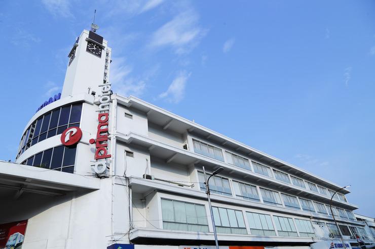 D Primahotel Medan - hotel facade