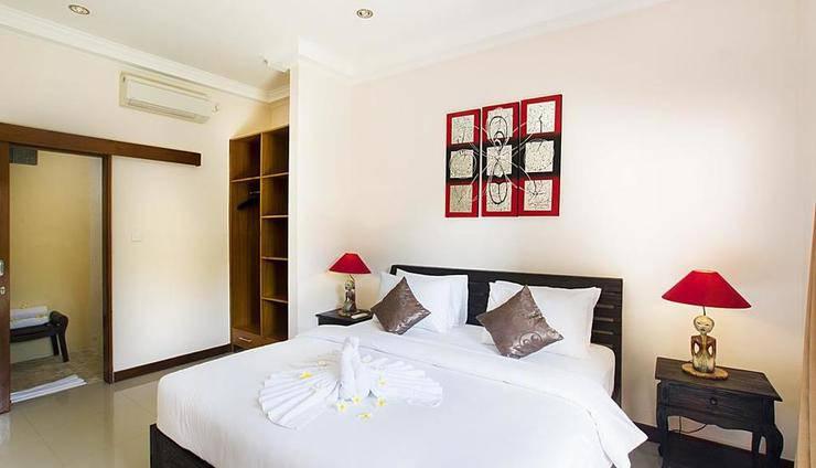 M & D House Seminyak Bali - Kamar