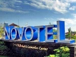 Novotel Bangka Golf & Convention Center Bangka Tengah -