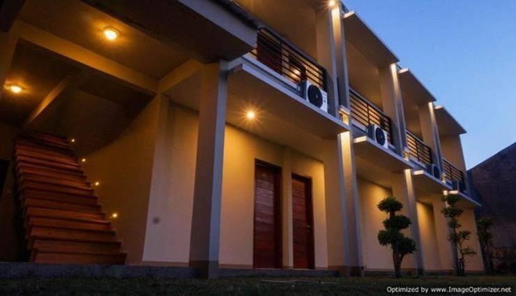 Hastina Stylish Hotel Lombok - Exterior