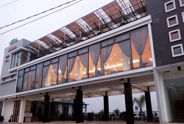 Sapadia Guesthouse & Restaurant Ciwidey Bandung - Appearance