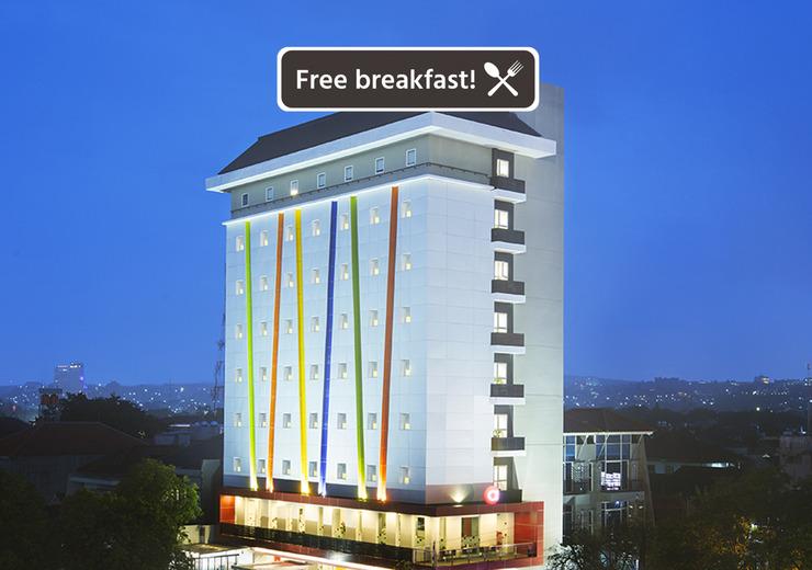 Amaris Hotel Simpang Lima Semarang - Appearance