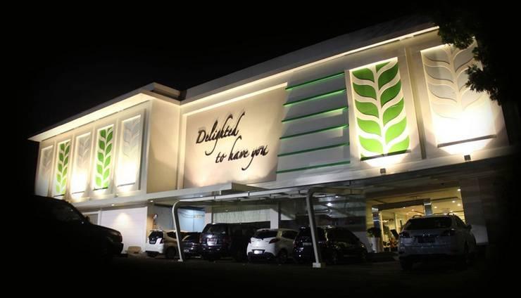 Hotel Permata Bogor - Hotel Building