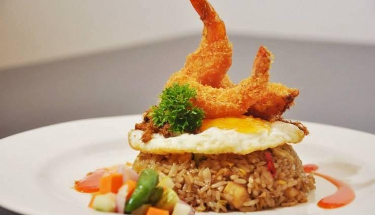 Hotel Permata Bogor - Food