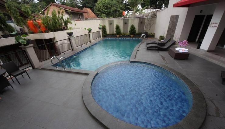 Hotel Permata Bogor - Swimming Pool