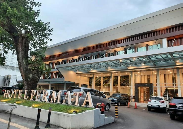 Hotel Permata Bogor Bogor - TAMPAK DEPAN