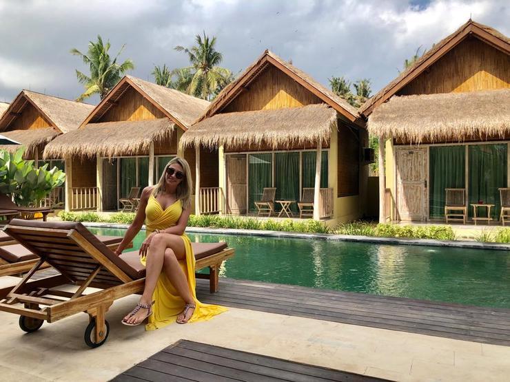 Nusa Majesty Bungalow Penida Bali - new