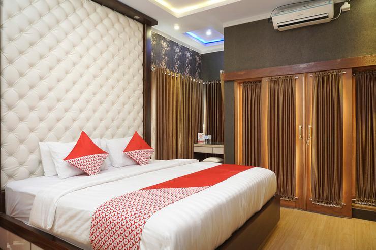 OYO 444 Rafitha Homestay Yogyakarta - Bedroom