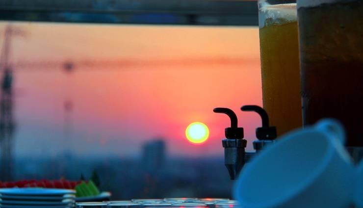 Hotel Namira Syariah Pekalongan - Gahwaji Sky Lounge