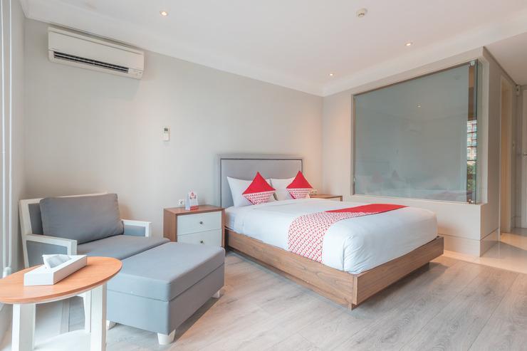 Capital O 349 Havenwood Residence Jakarta - Bedroom