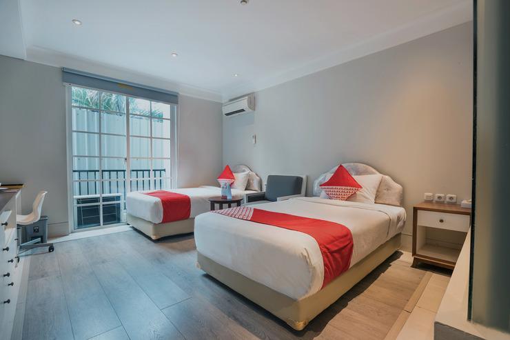 OYO 349 Havenwood Residence Jakarta - Bedroom