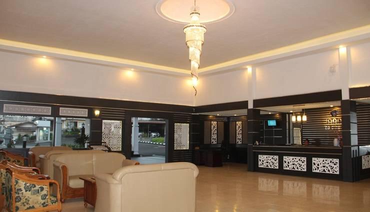 Hotel Inna Tretes - Lobi