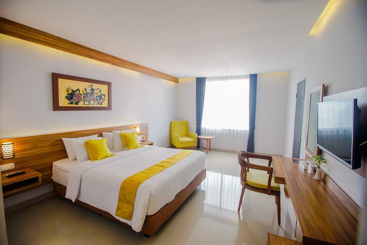 Inna Tretes Hotel Pasuruan - Kamar Deluxe