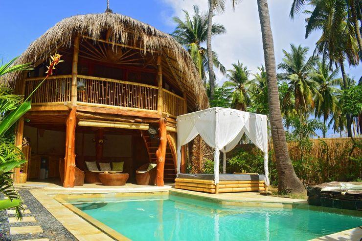 Meno Island Villas Lombok - Villa Santai