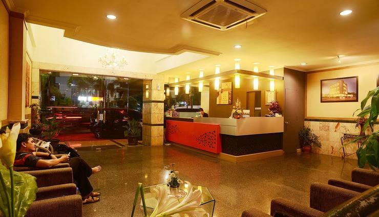 Hotel Anugerah Palembang - Lobi