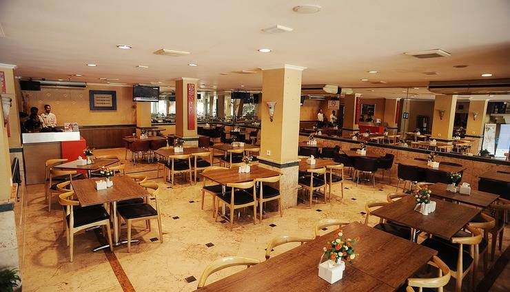 Hotel Anugerah Palembang - Coffee Shop