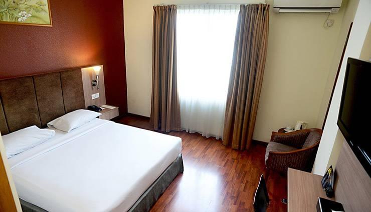 Hotel Anugerah Palembang - Kamar Deluxe