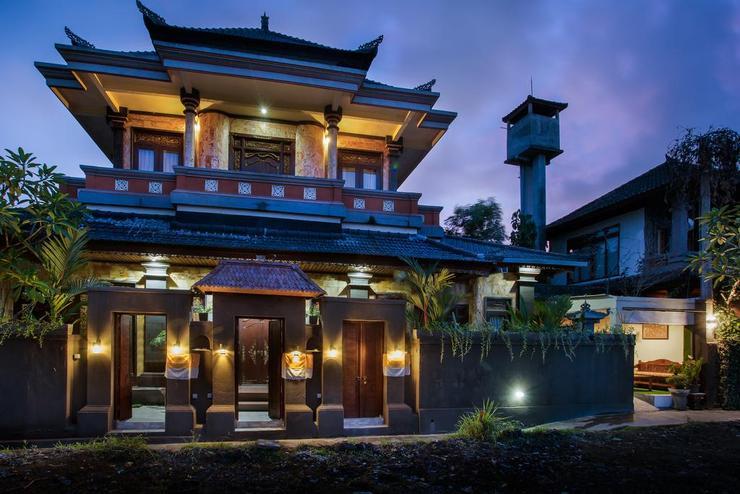 Grand Ashanti Villa Bali - Facade