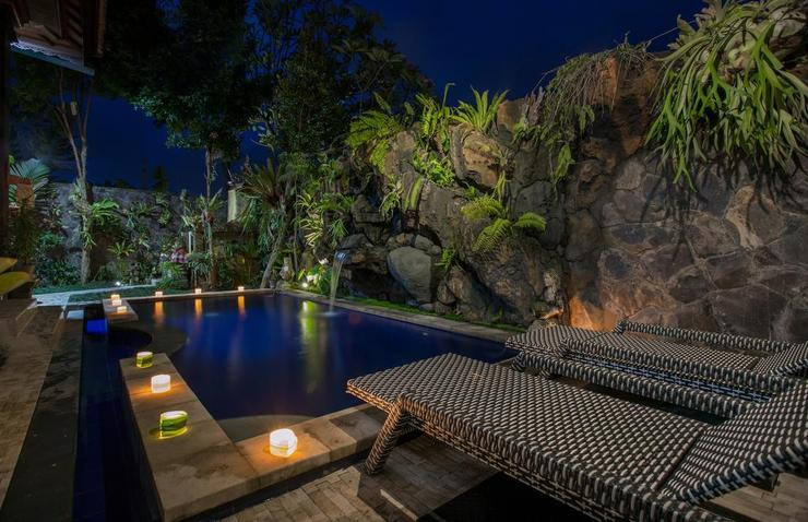 Grand Ashanti Villa Bali - Swimming Pool