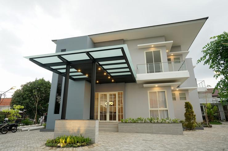 Raka Residence Syariah Surabaya Surabaya - FACADE