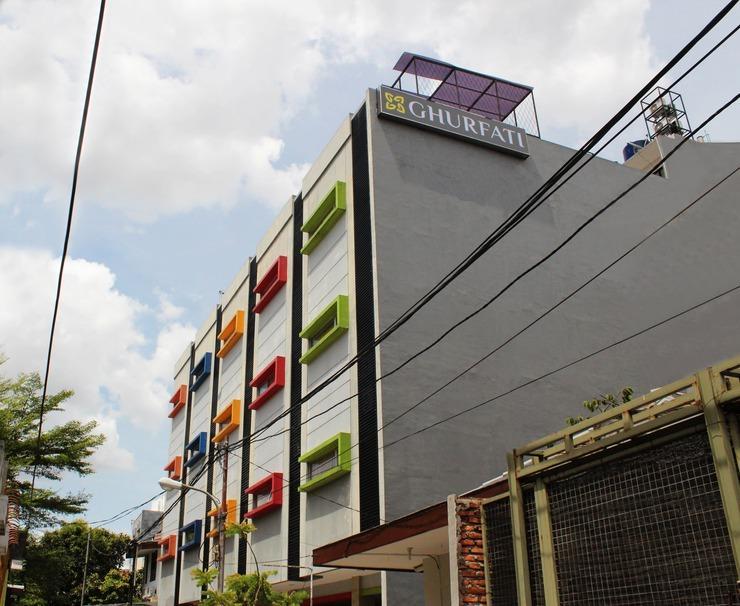 Ghurfati Hotel Jakarta - Tampak Muka