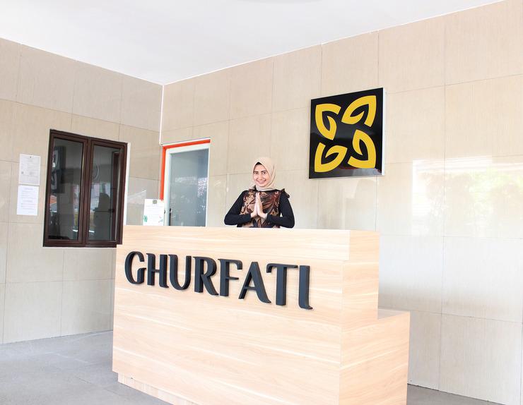 Ghurfati Hotel Jakarta - Resepsionis