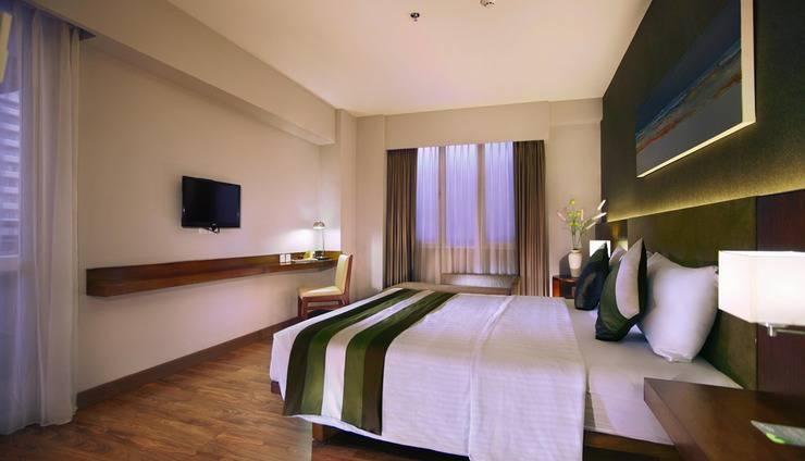 eL Royale Hotel Jakarta - Deluxe Double