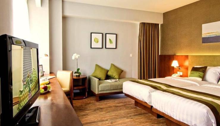eL Royale Hotel Jakarta - Premier Twin