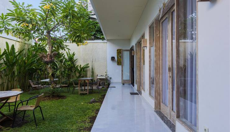 RedDoorz @Mertasari Sidakarya Bali - Eksterior
