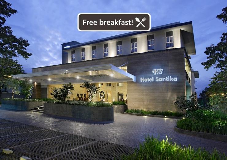 Hotel Santika Mataram Lombok Lombok - Appearance