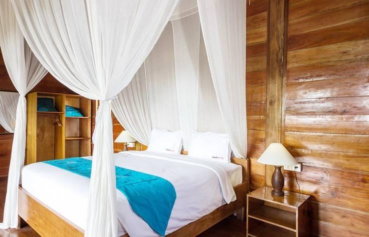 RedDoorz Plus @ Dawas Canggu Bali - Kamar tamu
