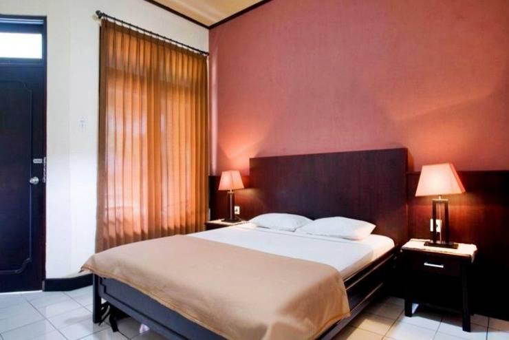 Dayu Beach Hotel Bali - Kamar tamu