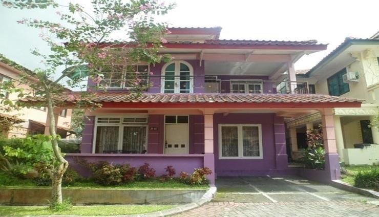 Villa Kota Bunga Sakura Cianjur - Exterior