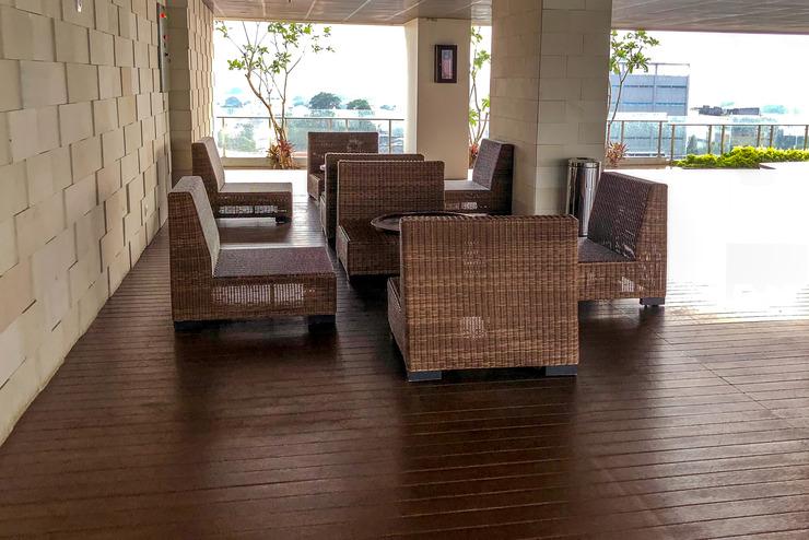 Menteng Park Apartment By Travelio Jakarta - Bagian luar apartemen