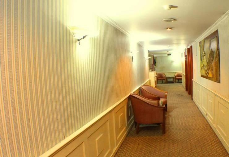 Hotel Imperium Bandung - Corridor
