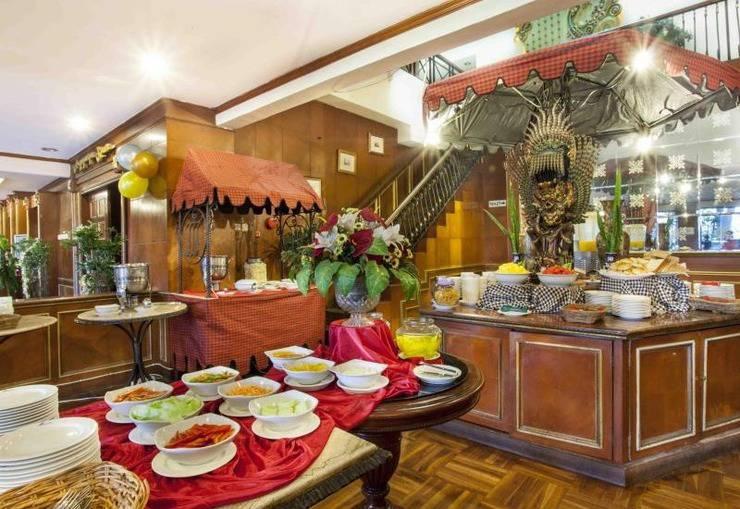 Hotel Imperium Bandung - Restaurant