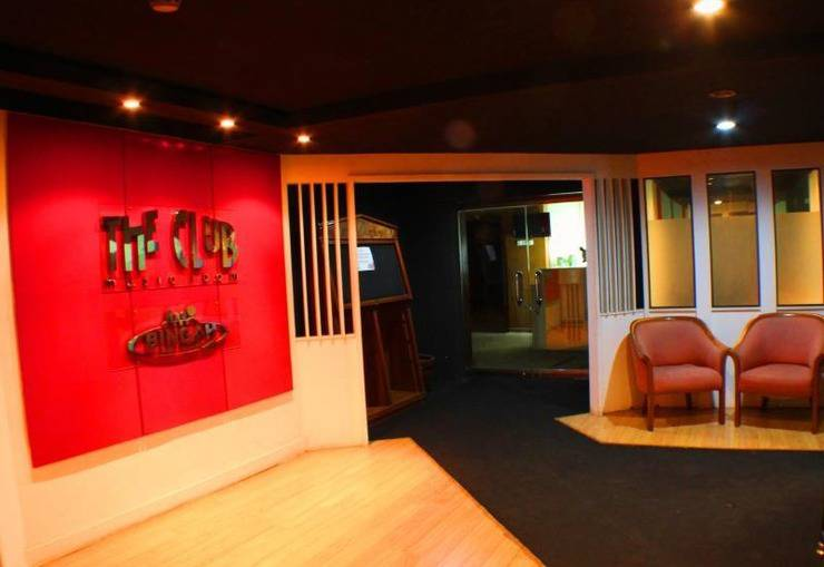 Hotel Imperium Bandung - The Club
