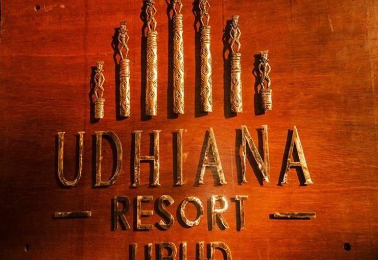 Udhiana Resort Ubud Bali - Udhiana Ubud Resort