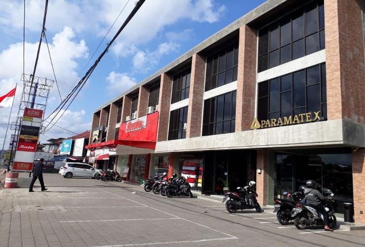 ImBo Townhouse Suite Bali - exterior