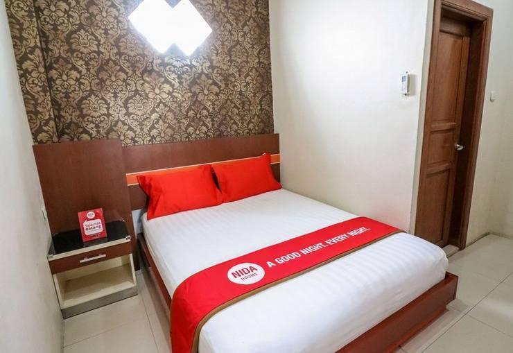 NIDA Rooms Queen Place Makassar - Kamar tamu
