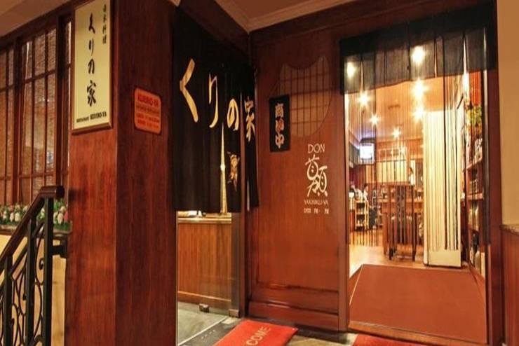 Hotel Harmoni  Batam - Restaurant