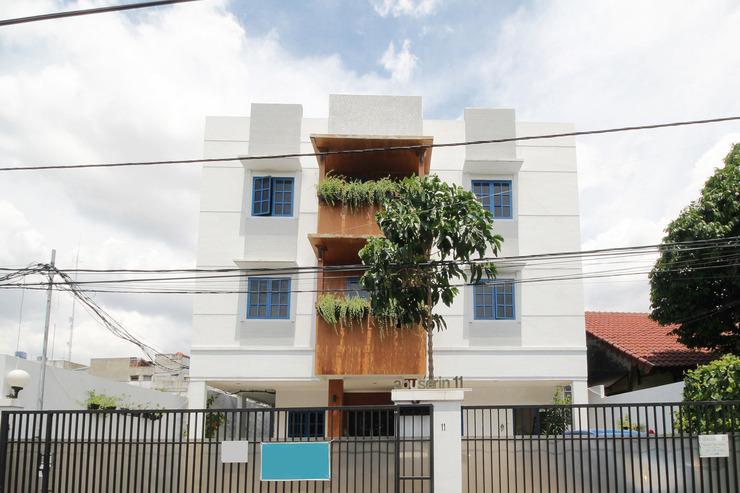 Airy Eco Syariah Fatmawati Abuserin 11 Jakarta Jakarta - Exterior